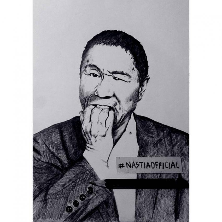 Takeshi Kitano por nastiaofficial
